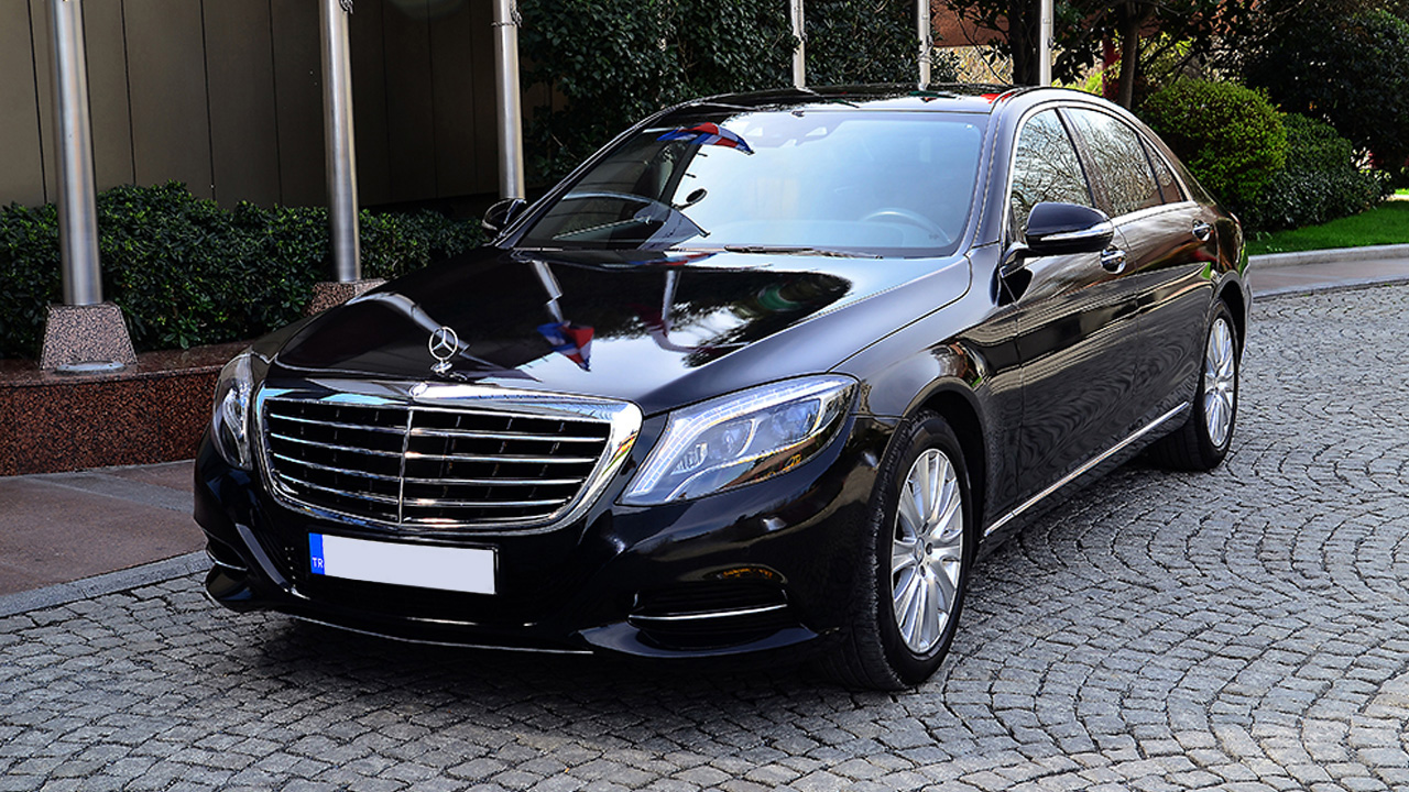 mercedes s class 01 1 - Congress and Organization Vip Transfer Services